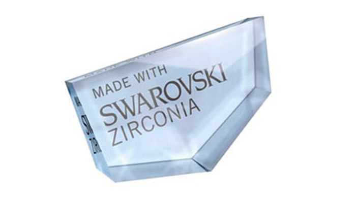 スワロフスキー・ジルコニア