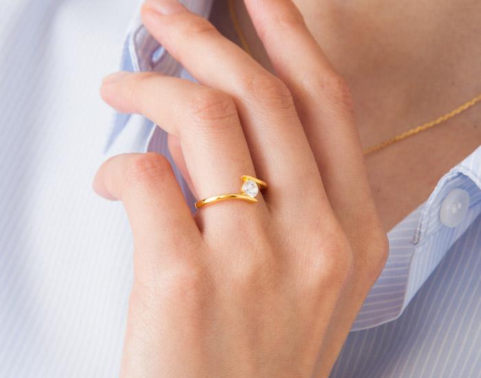 ダイヤモンドの損傷を防ぐためには