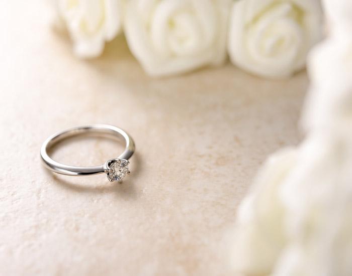 指輪をつける指ごとの意味について