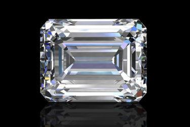 婚約指輪にも人気!エメラルドカットダイヤモンドの魅力