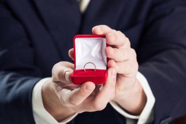 婚約指輪は後で一緒に!プロポーズリングのすすめ