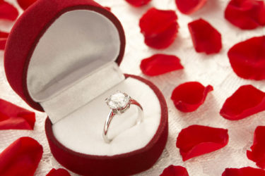 婚約指輪は一緒に選びたい?女性の本音